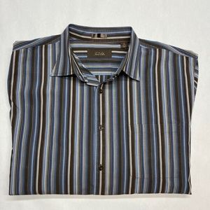 TASSO ELBA XL BUTTON DOWN SHIRT